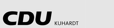 CDU Kuhardt Logo